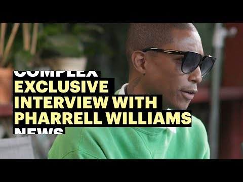 Exclusive: Pharrell Williams Talks New Adidas Sneaker, Music, and More