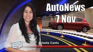 Programa AutoNewsTV - 8 novembro 2015