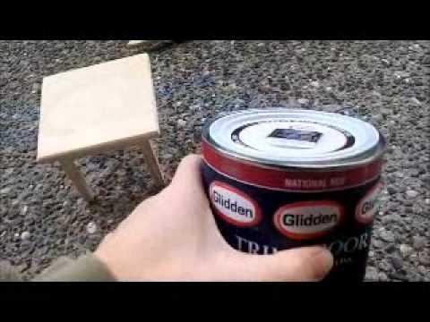 Glidden Trim U0026 Door Paint Project.wmv