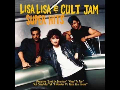 Lost In Emotion- Lisa Lisa & The Cult Jam