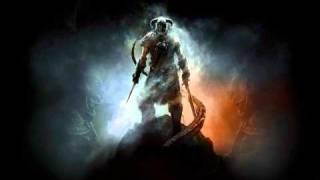 The Elder Scrolls V - Skyrim [Theme Song 1 hour HQ + HD] + Lyrics