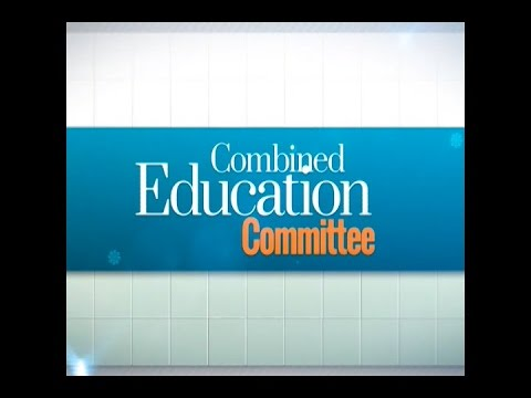 Combined Education Committee Superintendent Guthrie Presentation from August 3, 2016