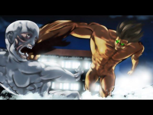 Attack on titan 101 [ Fan animation ]