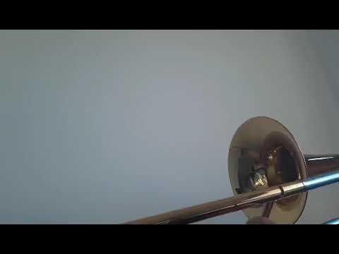 Multiphonics on trombone