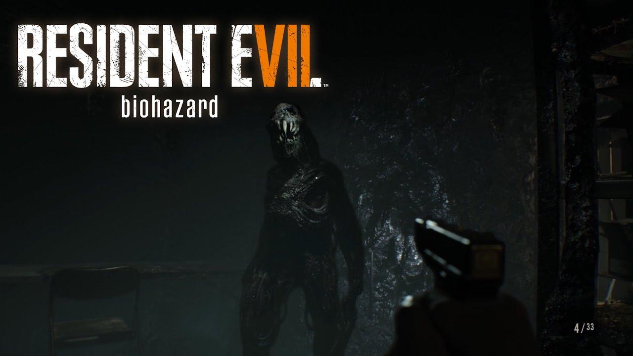Resident Evil 7: Biohazard #008| Keller???? Warum nur der Keller ...