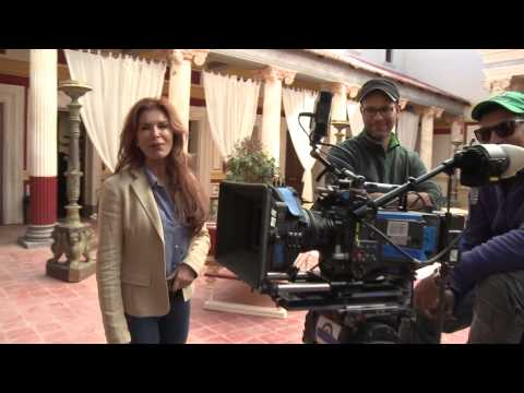 A.D. The Bible Continues: Roma Downey Behind the Scenes Interview