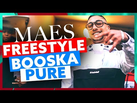 Maes | Freestyle Booska Pure