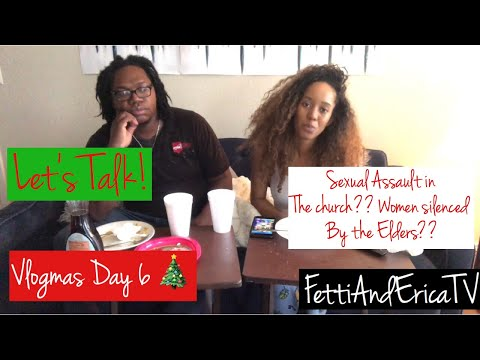 VLOGMAS DAY 6: BREAKFAST & CHIT CHAT: NEW SEXUAL HARASSMENT CLAIMS