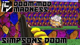 Simpsons Doom - Doom Mod Madness