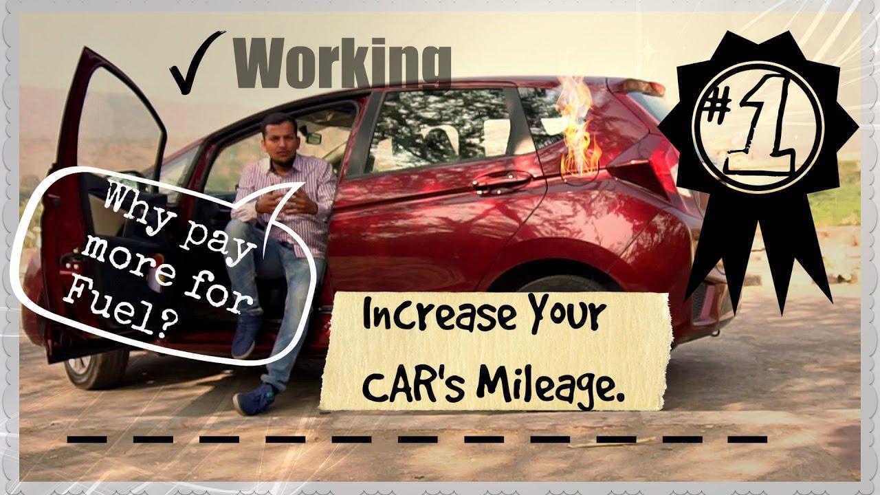 Tips to Increase Car\'s Average / Fuel Economy - YouTube