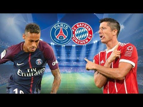 Download Bayern munich vs. PSG [UCL 2017/18 PROMO HD]