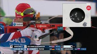 VM Oslo 2016: Ole Einar Bjørndalen SILVER Medal Sprint Men
