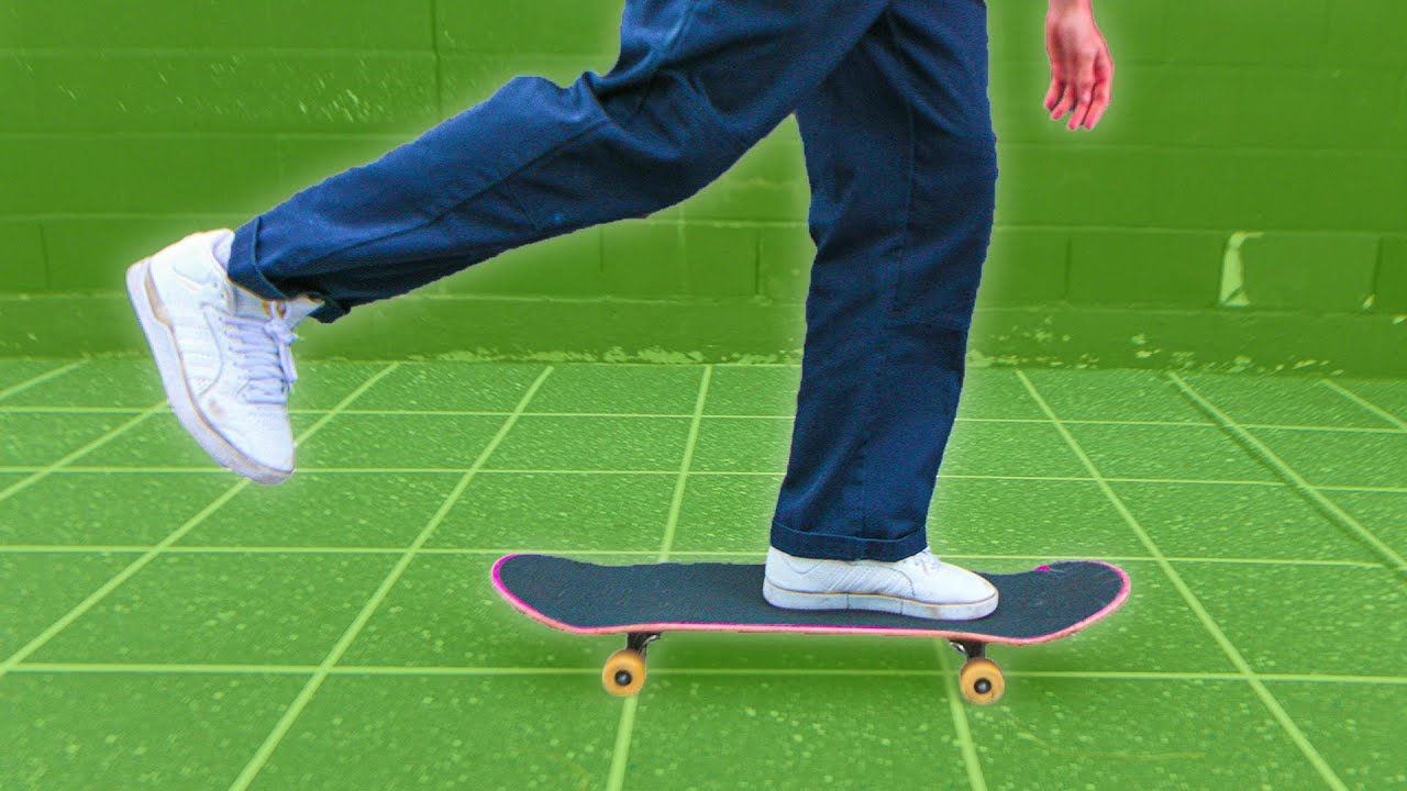 All Your Skateboarding Satisfaction in One Video