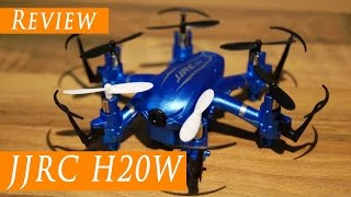 FPV JJRC H20W Hexacopter Review - RCLifeOn
