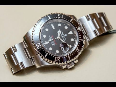 Phil Talks Watches - Review and hands on Rolex Sea-dweller 43 126600