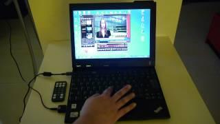 Міні DVB-T ТВ Тюнер (IT9135FN) в Софії [BG Comment]