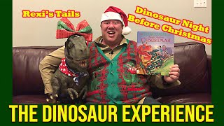 Rexi's Tails, The Dinosaur Night Before Christmas (AR {Points)
