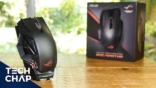 ASUS ROG Spatha Mouse Review - Ultimate Gaming Mouse?