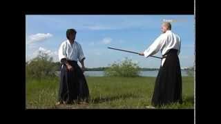 Кобаяси Айкидо - работа с оружием. В поисках совершенства. Боевые искусства мира.