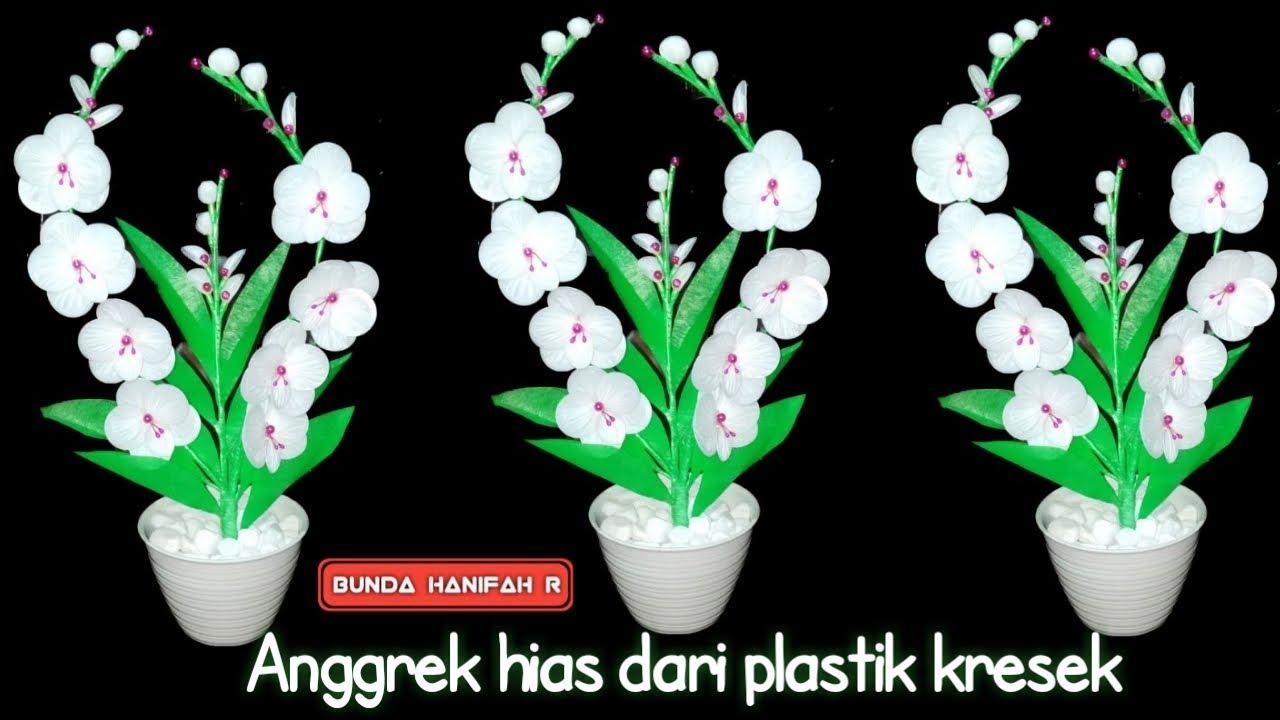 Bunga Anggrek Bulan Cantik Dari Kertas Origami By Gudang Kita