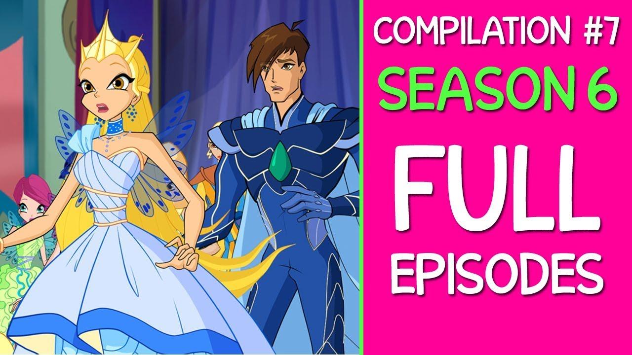 Download Winx Club - Season 6 Full Episodes [19-20-21]