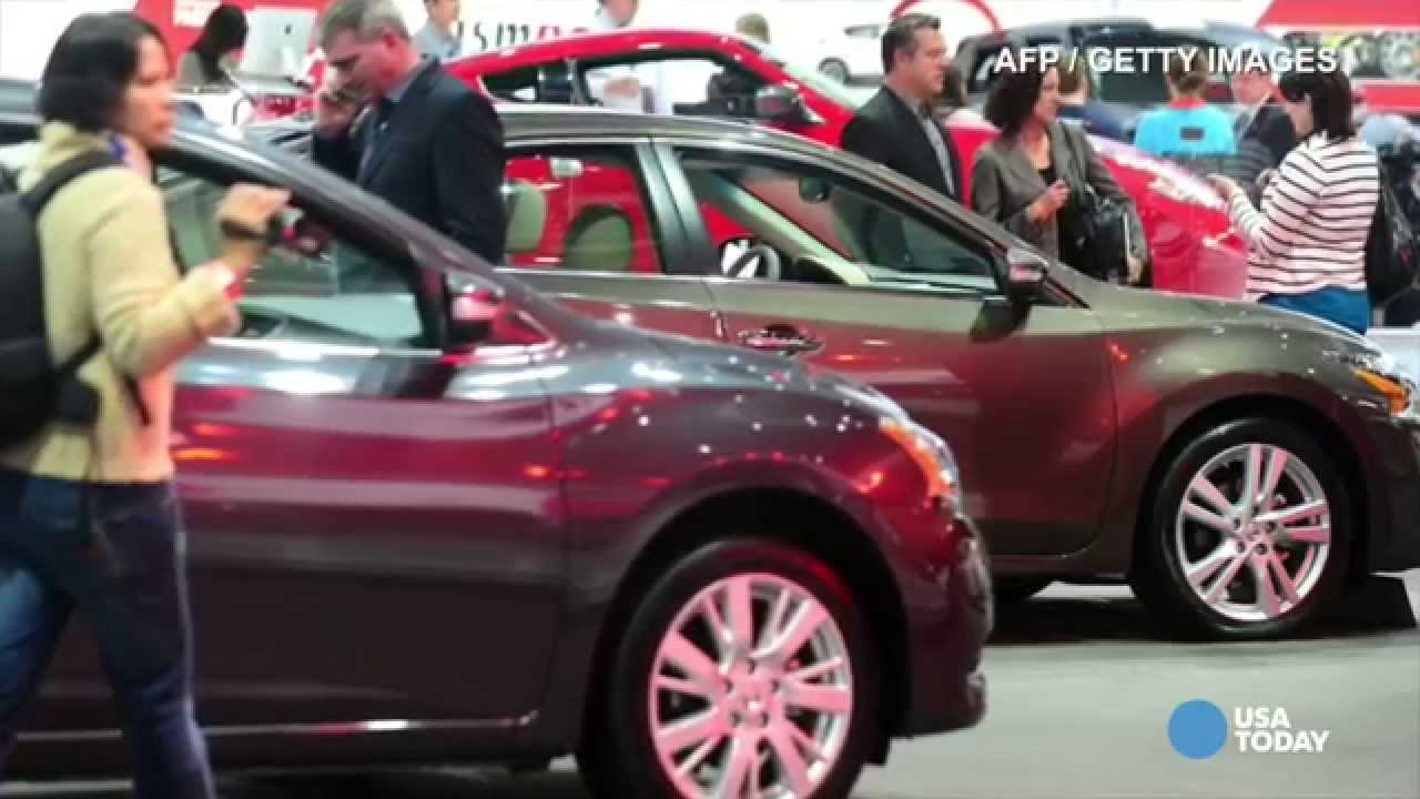 Cool Cars Debuting At LA Auto Show USA NOW YouTube - Auto show usa