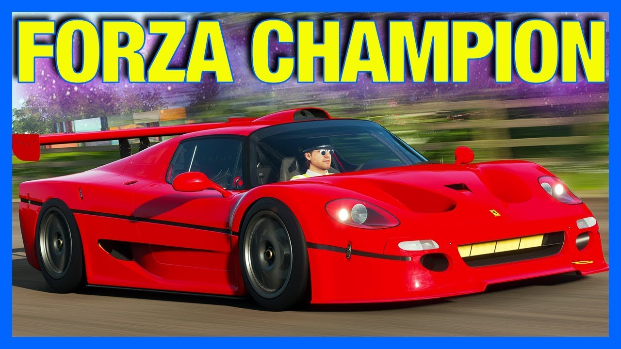 forza horizon 4 online the ultimate champion youtube. Black Bedroom Furniture Sets. Home Design Ideas