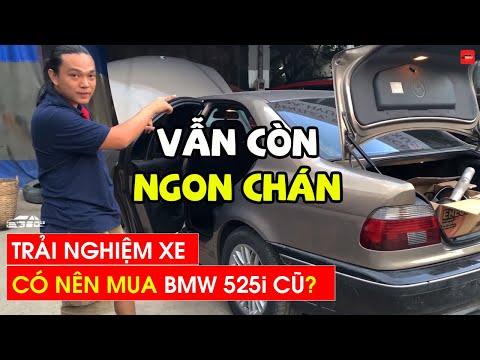 Có Nên Mua BMW 525i Cũ? | E39 | Trải Nghiệm Xe Cũ | 360Xe