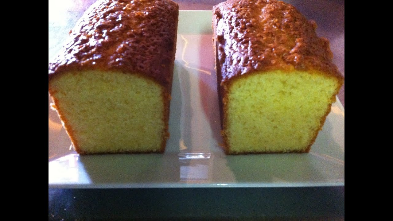 CAKE MOELLEUX AU CITRON INRATABLE (CUISINERAPIDE) - YouTube