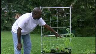 Earthbox lets you grow a portable garden!