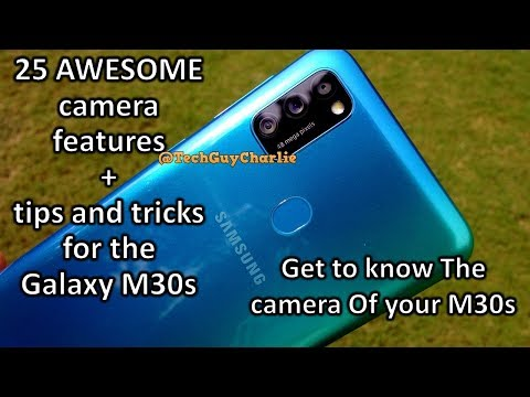 Galaxy M30s 25 camera features tips and tricks you MUST know