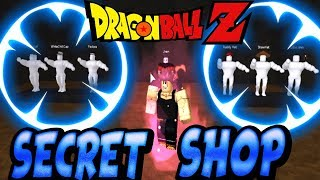 How To Find Jiren's SECRET SHOP | Dragon Ball Z Final Stand ROBLOX