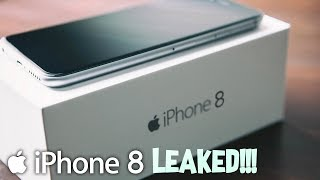 Iphone 8 Massive leak!!!