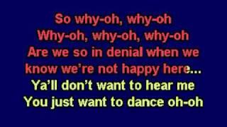 Karaoke Hey Ya- Emyto77