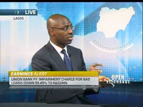 Union Bank Full Year Results with CEO Emeka Emuwa