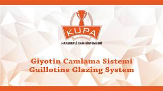 Guillotine Glazing System - Guillotine Glass System