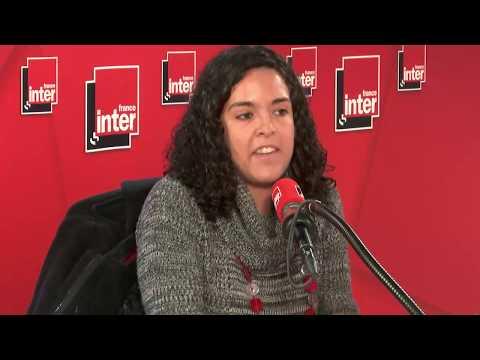 Manon Aubry répond aux questions de Léa Salamé