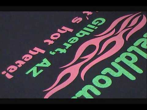 How To Screen Print Using Color Ink As An Under Base