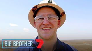 Meet Big Brother housemate Mat