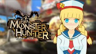 Monster Hunter in a Nutshell