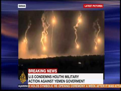 AJE Reaction to Operation Decisive Storm (Yemen)