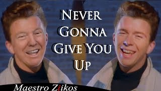 Rick Astley - Never Gonna Give You Up (Donald Trump Cover)