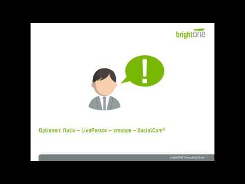 So starten Sie mit Instant Messaging im Kundenservice durch