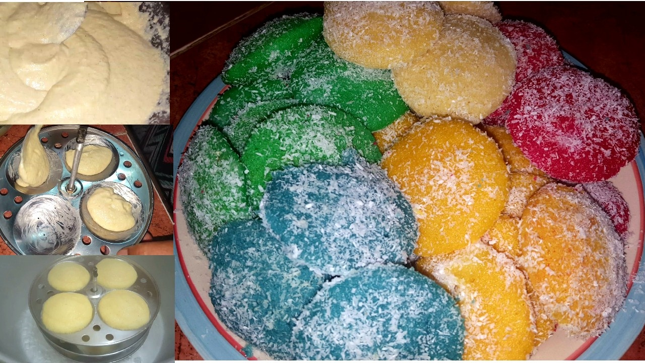Mauritian cuisine sweet idli recipe recette idli for Cuisine mauricienne