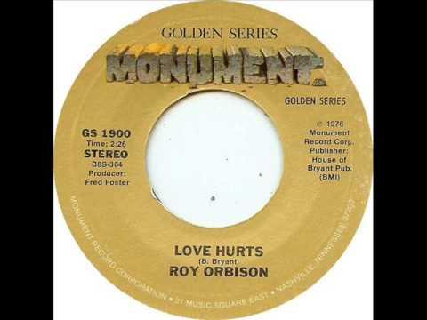 Roy Orbison - Love Hurts (1961)