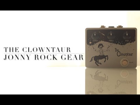 Jonny Rock Gear The Clowntaur
