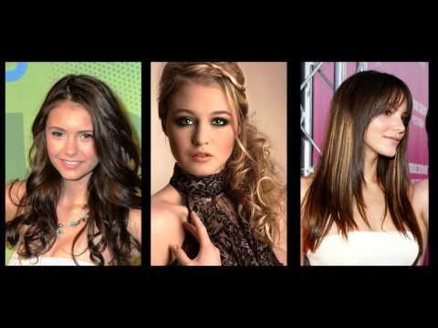 En güzel abiye saç modelleri