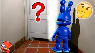 GUESS WHAT'S IN THE SECRET ROOM! (GTA 5 Mods For Kids FNAF RedHatter)