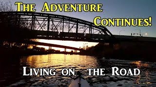 The Adventure Continues! - Living on the Road