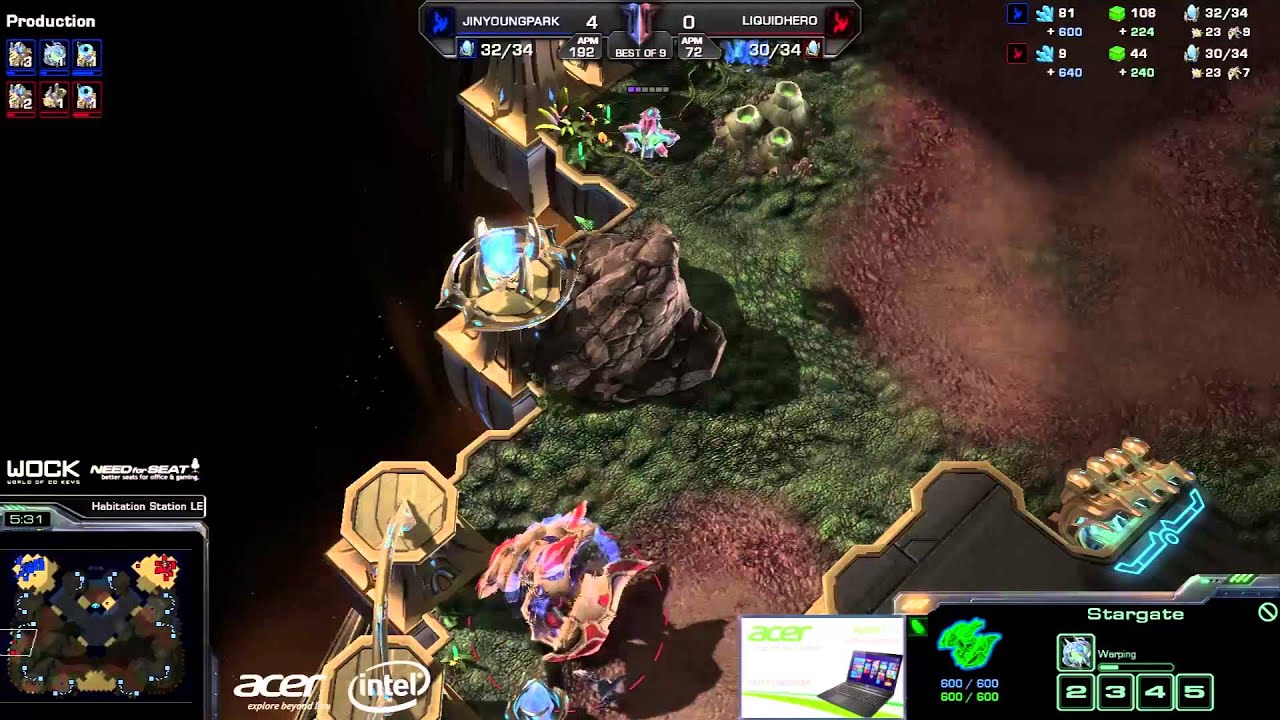JYP vs. HerO #2 (ATC) - EG vs. TL - Game 5 - StarCraft 2